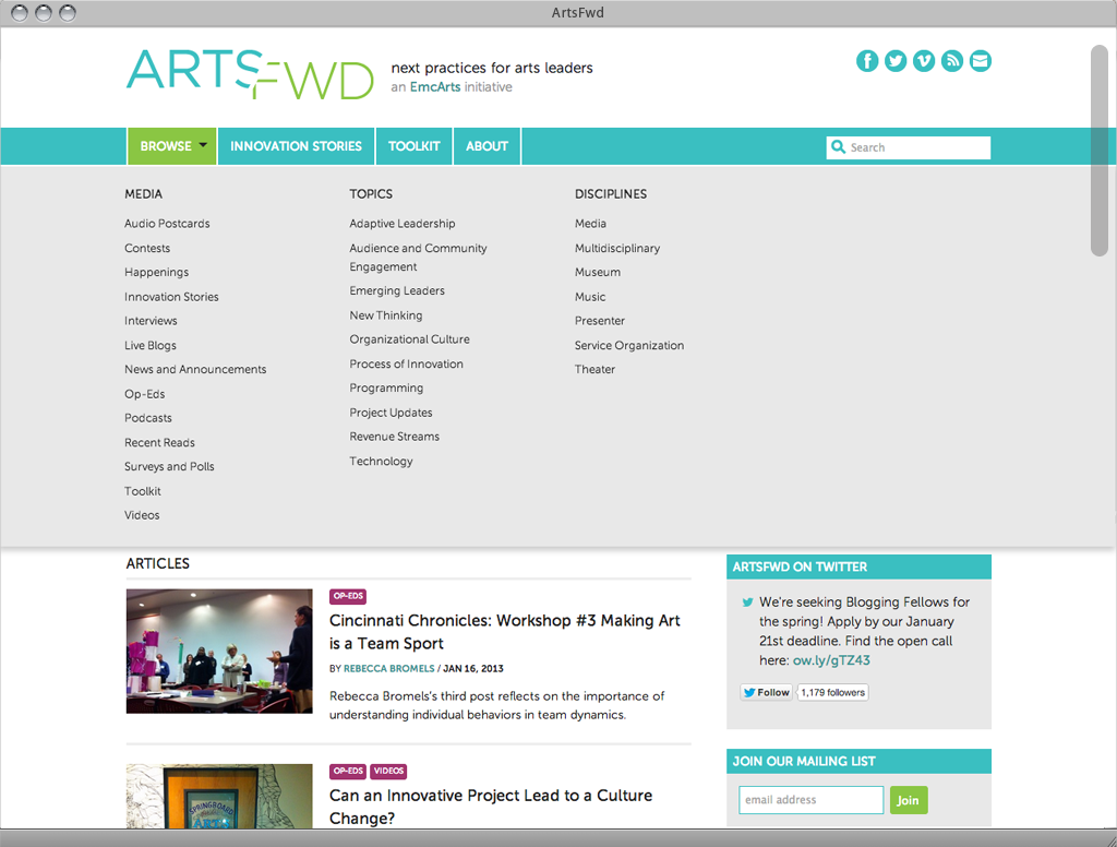 artsfwd_homepage_desktop_dropdown