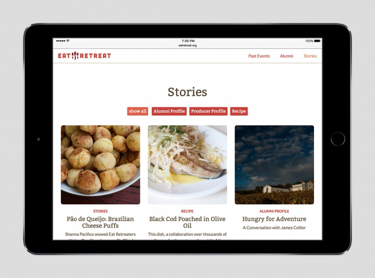 eatretreat.org tablet