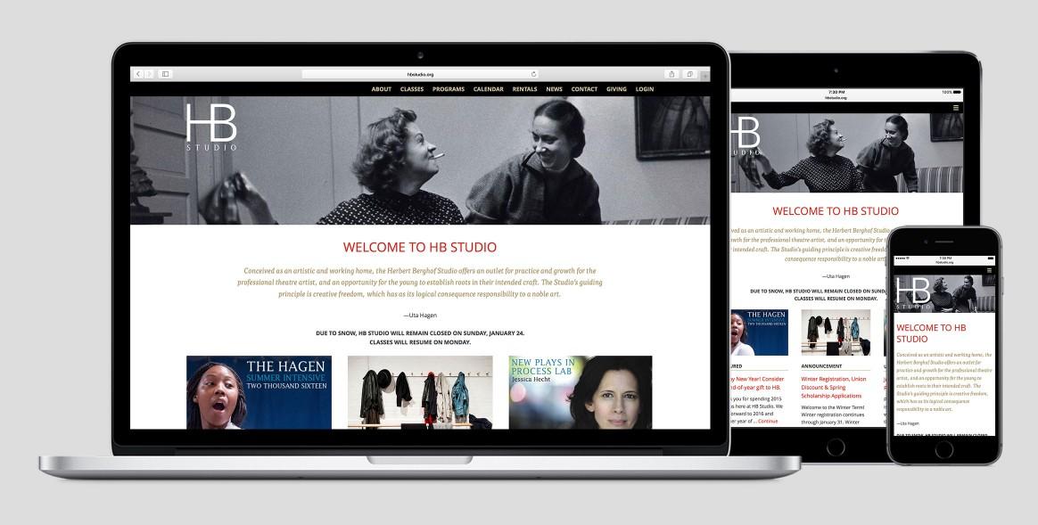 hbstudio.org responsive