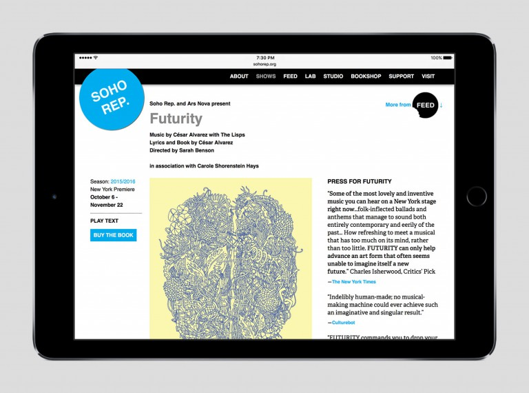 sohorep.org futurity tablet