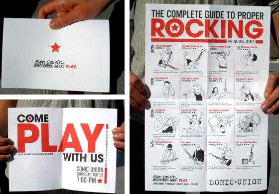 SOU play poster
